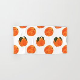 Peach Harvest Hand & Bath Towel