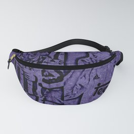 Del Does Real Raul Fanny Pack