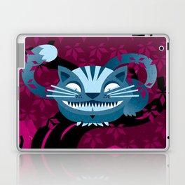 Cheshire smile Laptop & iPad Skin