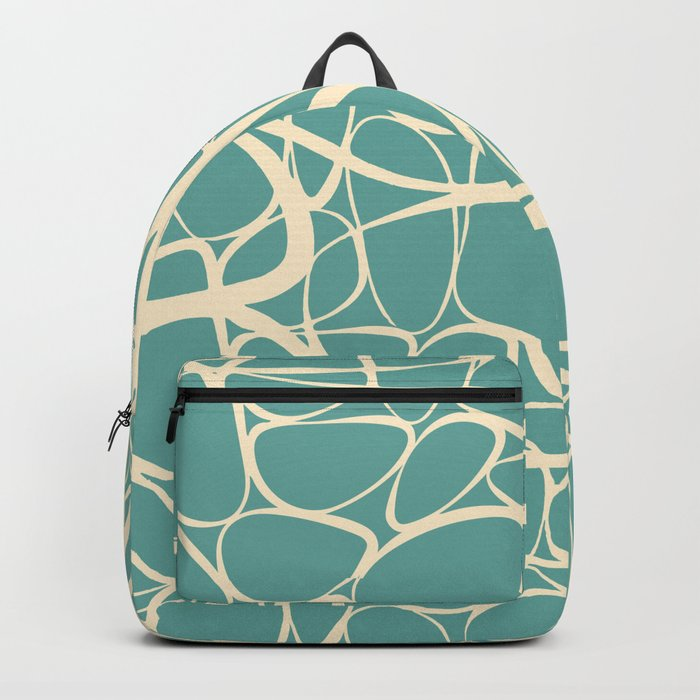 Abstract No5 Backpack