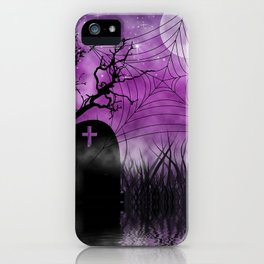 Hallow In Pink iPhone Case