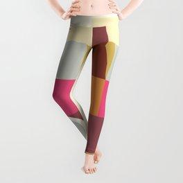 Modern Totem #society6 #decor #buyart #artprint Leggings