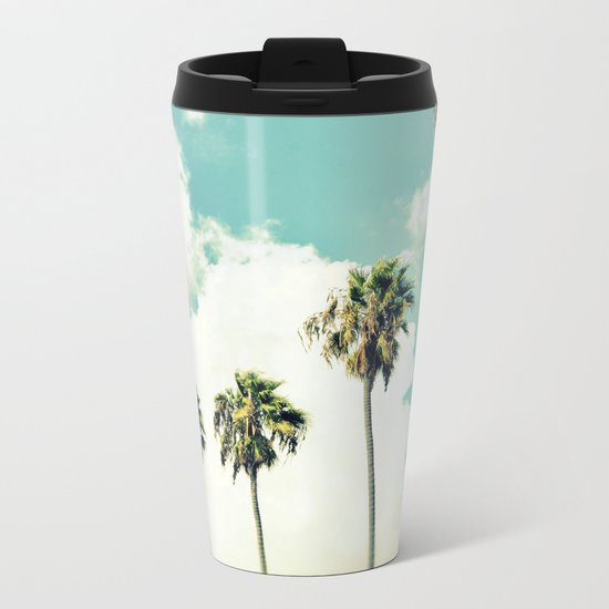Paradise & Heaven Metal Travel Mug
