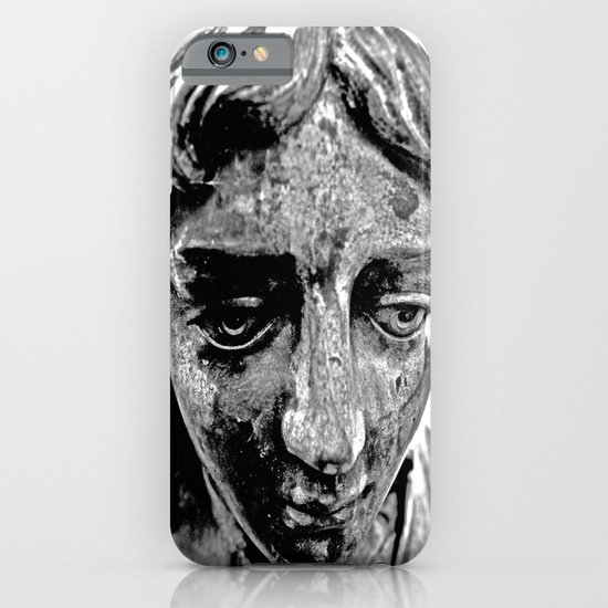 Face from the past iPhone & iPod Case