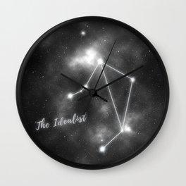 The Idealist Wall Clock