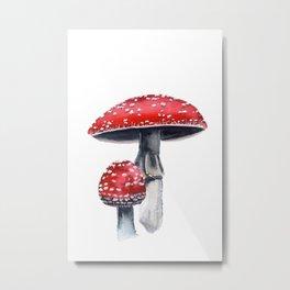 A. muscaria Metal Print