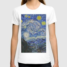 Starred Night T-shirt
