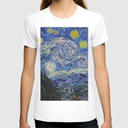 Starred Night T-shirt