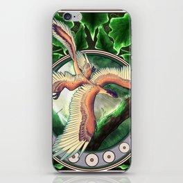 Nouveau - Microraptor iPhone Skin