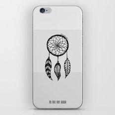 Dream On iPhone & iPod Skin