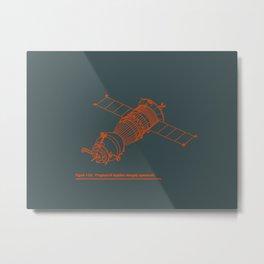 The Venerable Soyuz Metal Print