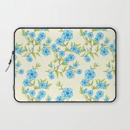 pattern flowers 0 Laptop Sleeve