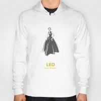 leo Hoodies featuring Leo by Cansu Girgin