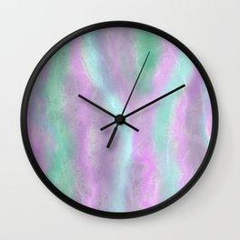 Soft, Warm and Cuddly Wall Clock