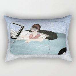 Miss Molly Rectangular Pillow