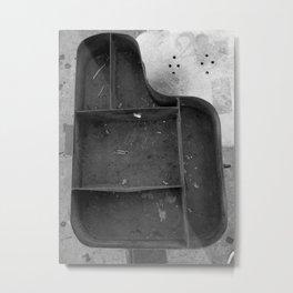 Paperclip Metal Print