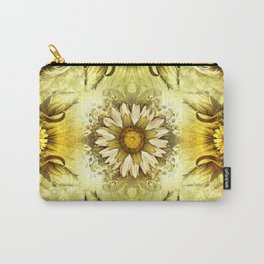 """Victorian Garden Spring Flowers"" Carry-All Pouch"