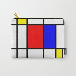 Mondrian #64 Carry-All Pouch