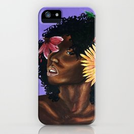 Natural Beauty iPhone Case
