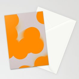 attract circles 02 Stationery Cards