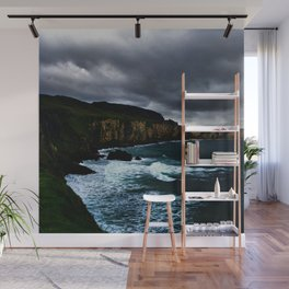 Irish Seascape Wall Mural