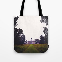 Hampton House Tote Bag