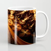 royal Mugs featuring Royal by Eli Vokounova