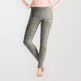 Preadoption Roughness Flowers  ID:16165-144834-10211 Leggings