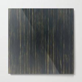 Abstract (Motion) Metal Print