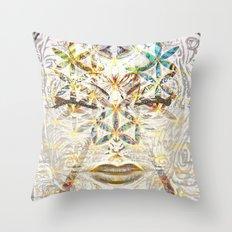 zion°i^ Throw Pillow