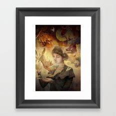Silent Visions Framed Art Print