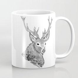 Forest Stag Coffee Mug