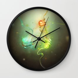 DNA Mutations Wall Clock
