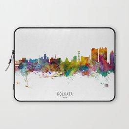 Kolkata (Calcutta) India Skyline Laptop Sleeve