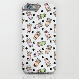 Corgi Boba iPhone Case