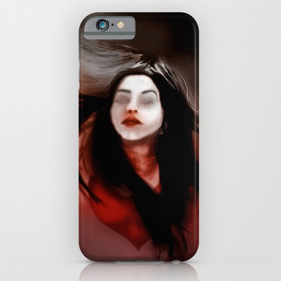 Blind love/I'll pull out my heart iPhone & iPod Case