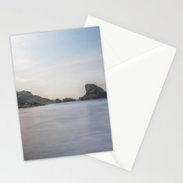 Dawn at Meyers Creek Beach Stationery Cards