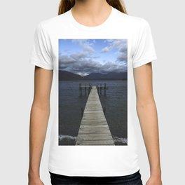 Te Anau Pier T-shirt