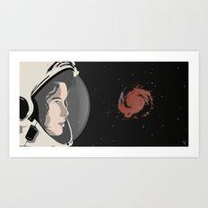 Complex Humans Art Print