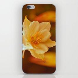 Columbine Beauty iPhone Skin