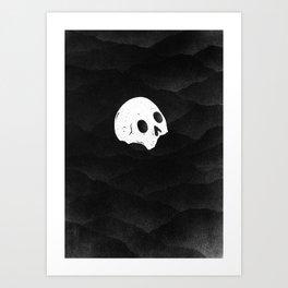 Man & Nature - The Future Art Print
