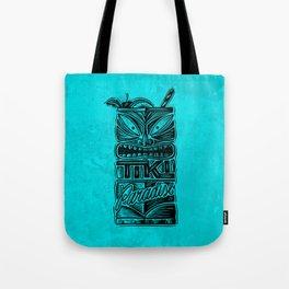 Tiki Paradise Tote Bag