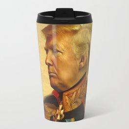Donald Trump - replaceface Travel Mug