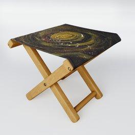 My Galaxy (Mural, No. 10) Folding Stool