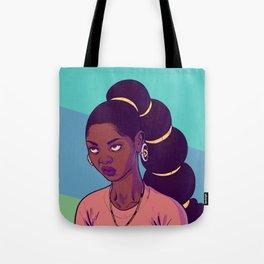 (eye roll emoji) Tote Bag