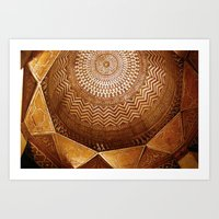 cairo dome Art Print