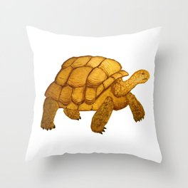 Slow Days Throw Pillow