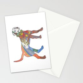 J-town Dog; Seasons of Change Stationery Cards