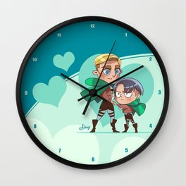 Clutch Wall Clock