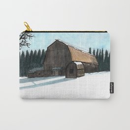 Paysage du Quebec Carry-All Pouch